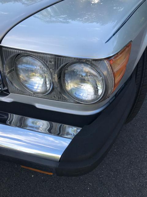 1987 mercedes benz 560sl sl560 sl series no reserve for Mercedes benz oil change cost