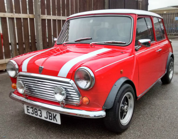 1987 mini 1000 for sale in yorkshire united kingdom for Austin rising fast motor cars