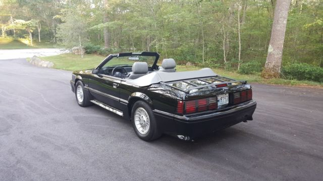 1987 mustang gt convertible 5 speed. Black Bedroom Furniture Sets. Home Design Ideas