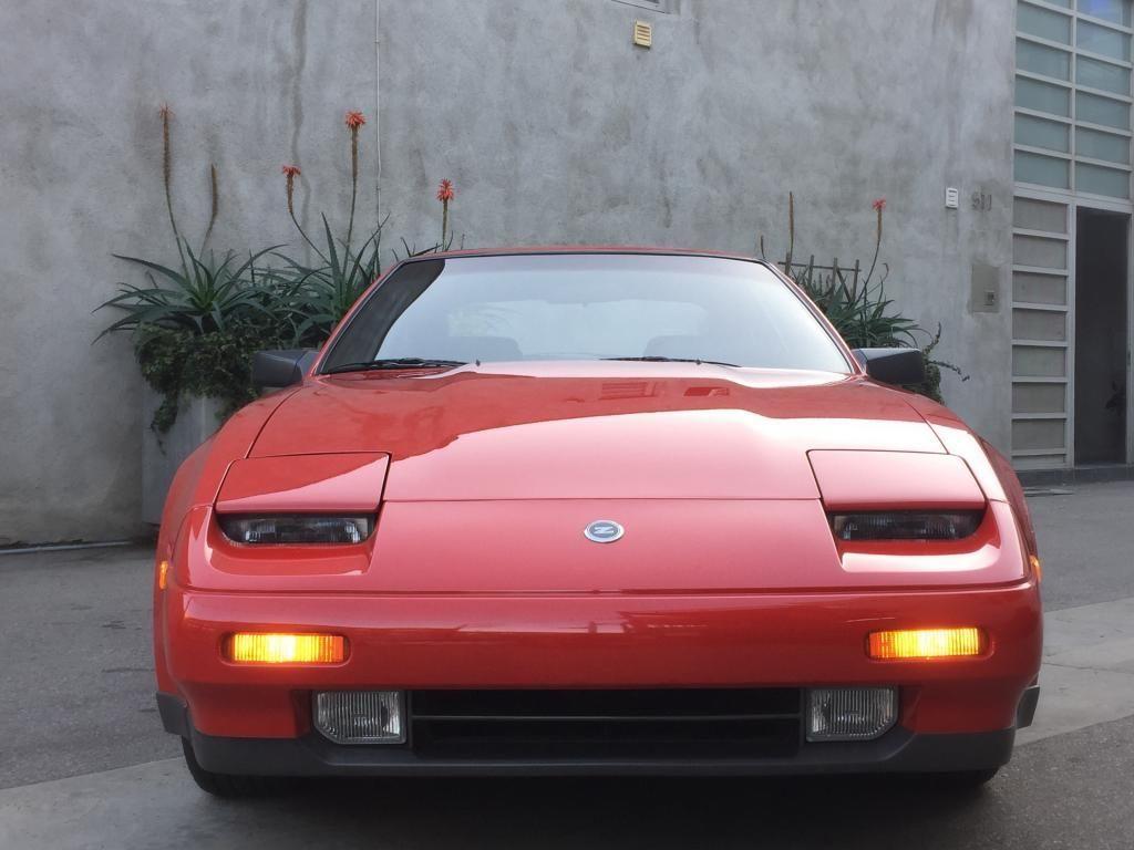 1987 nissan 300zx turbo 27k original miles rare for  in los