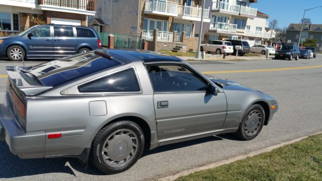 1987 nissan 300zx turbo coupe 2 door 3 0l no reserve. Black Bedroom Furniture Sets. Home Design Ideas