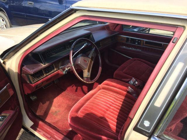 1987 Oldsmobille 98 Regency Brougham For Sale Photos