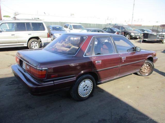 1988 Toyota Camry - Pictures - CarGurus  |1987 Toyota Camry Interior
