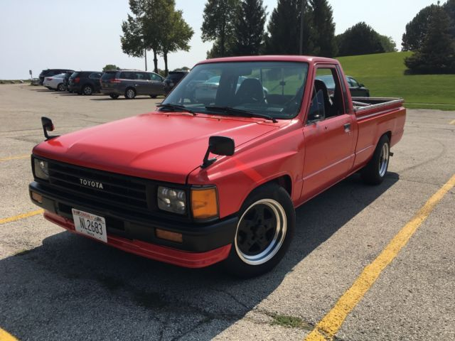 1987 Toyota Pickup 1 Ton 2wd Jdm Style W Belltech