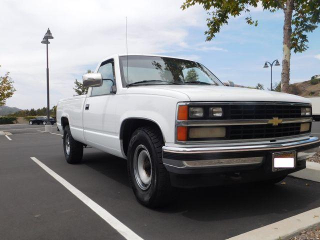 1988 chevy silverado k2500