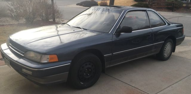 Acura Legend L Coupe Selling For Parts Frontside Body Damage - Acura legend parts