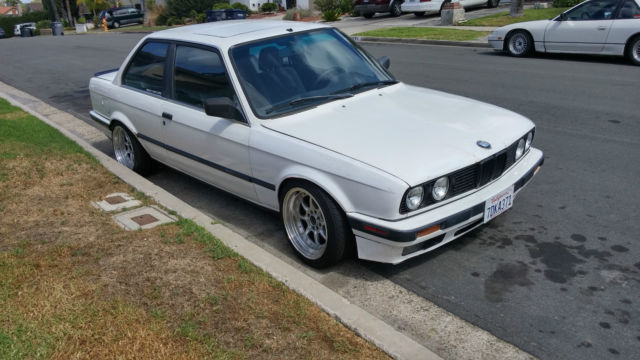 1988 BMW 325i E30 Coupe for sale in Fairfield, California