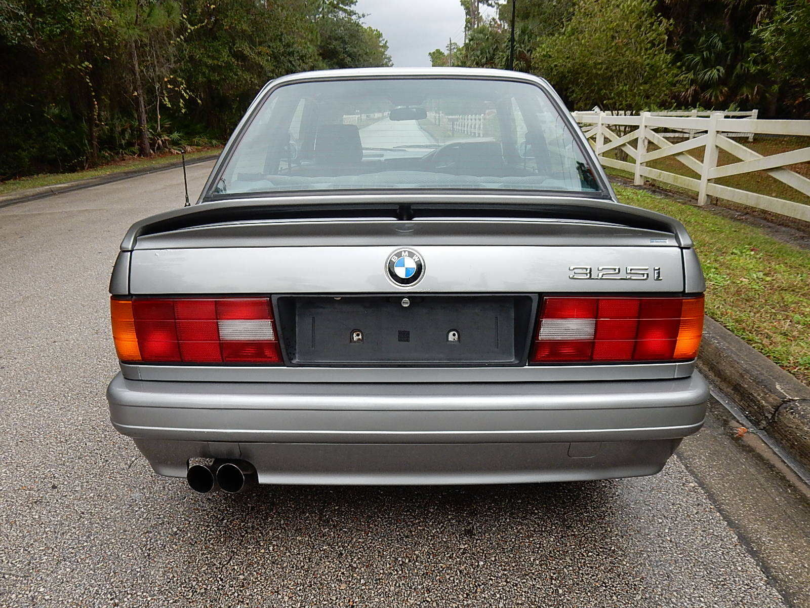 1988 Bmw 325i Sport Rhd Original Eurospec Mtech 2 E30 For Sale In Sanford Florida United States For Sale Photos Technical Specifications Description