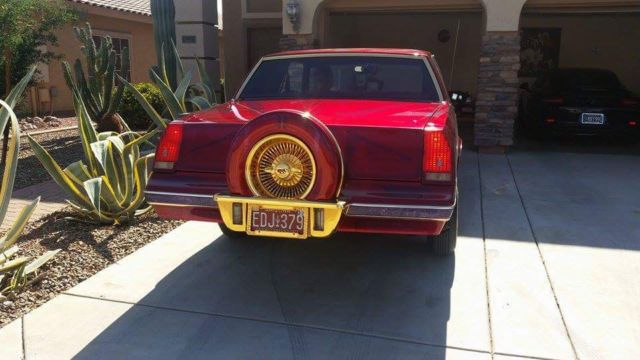 1988 Chevrolet Monte Carlo Ls Coupe 2 Door 5 0l Brandy
