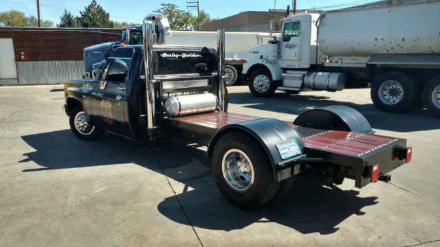 1988 Chevy 3500 Custom Dually Flatbed Rat Rod Gasser