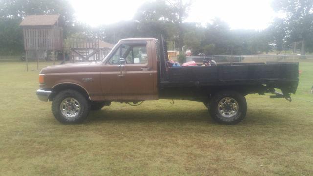 1988 f250 4x4 diesel