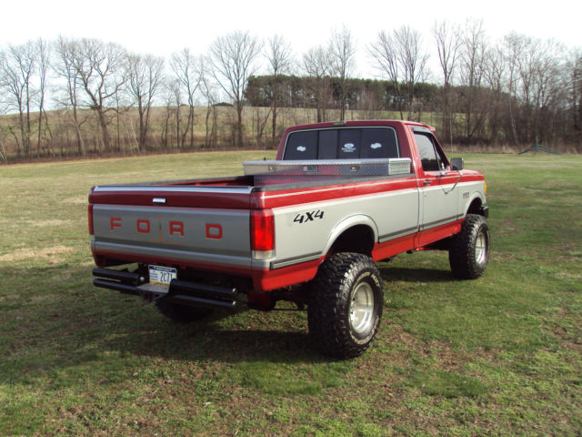 Used F150 For Sale Near Me >> 1988 Ford F150 4x4 XL Custom Low Miles Beautiful Vintage ...