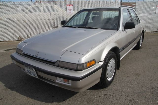 1988 honda accord lx automatic 4 cylinder no reserve for How many miles does a honda accord last