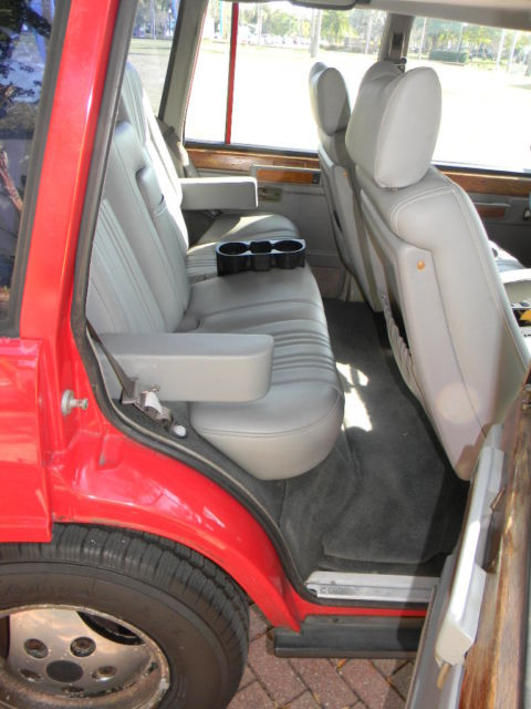1988 Land Rover Range Rover Classic A C Works Excellent Interior New Tires For Sale In