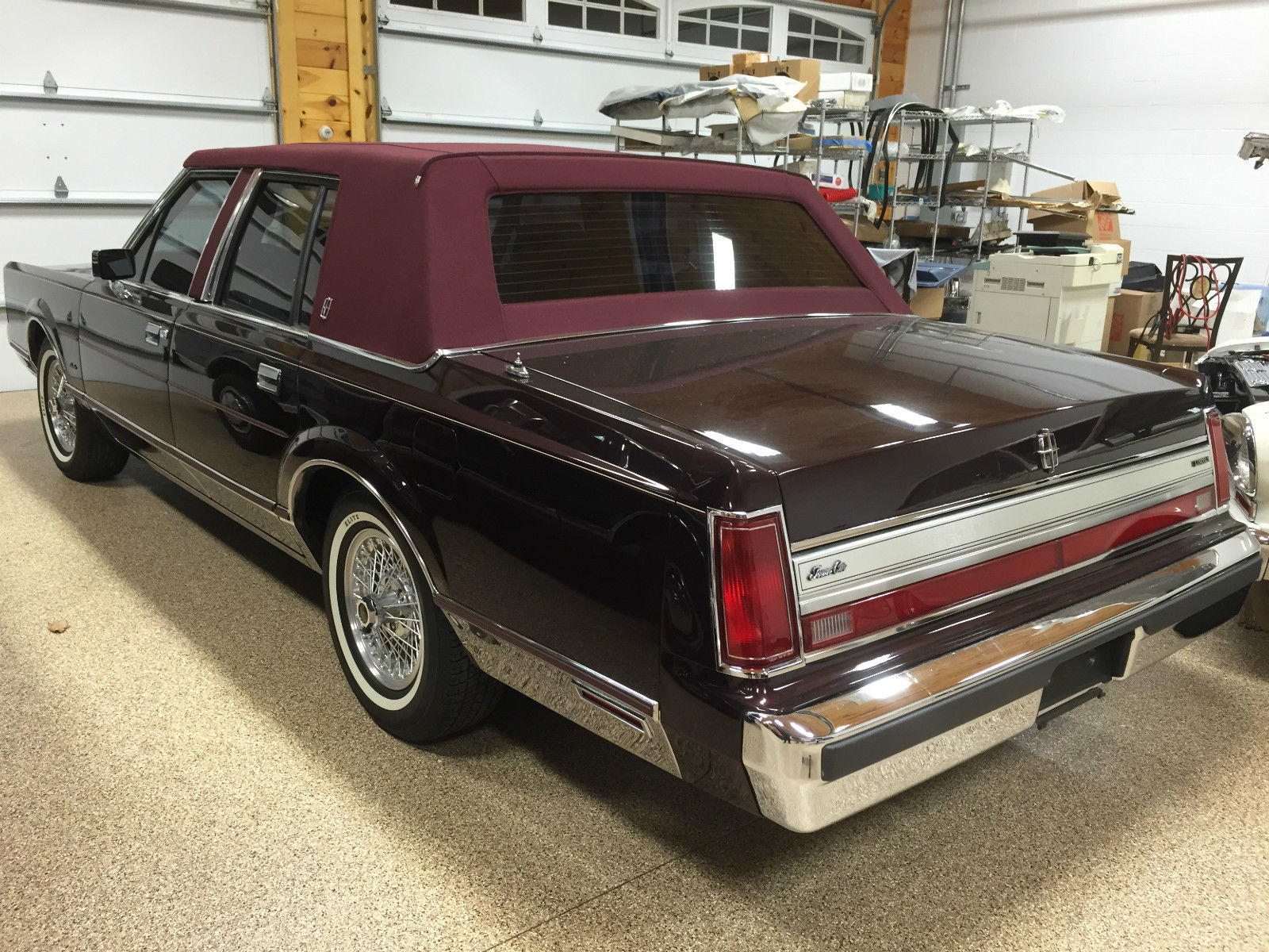1988 lincoln town car for sale in coeur d 39 alene idaho united states. Black Bedroom Furniture Sets. Home Design Ideas