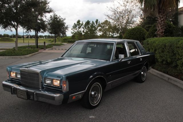 Lincoln Town Car For Sale In Florida