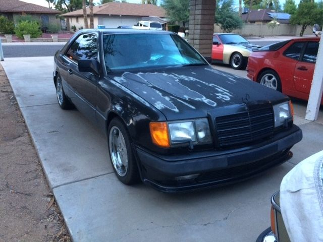 1988 mercedes 300ce lorinser coupe for Mercedes benz 300ce problems