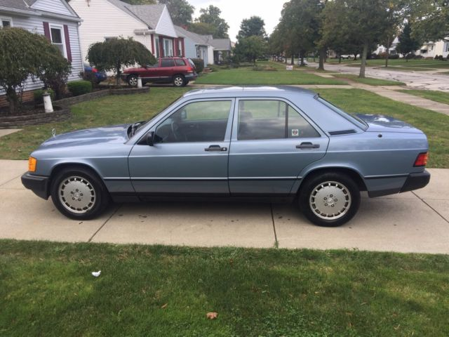 1988 mercedes benz 190 series 190e 2 3 beautiful 1 owner for 1988 mercedes benz 190e