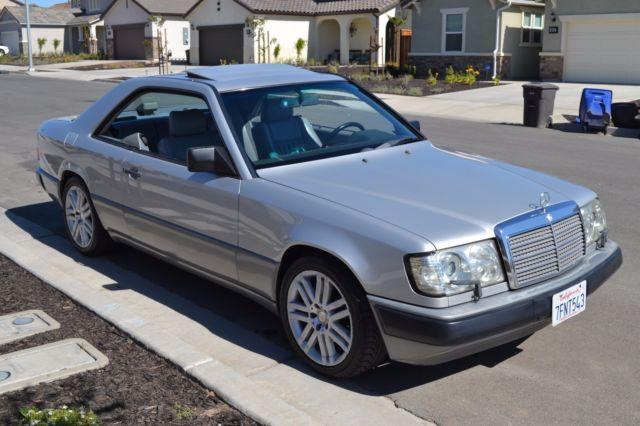 1988 mercedes benz 300ce 95 500 miles for Mercedes benz 300ce
