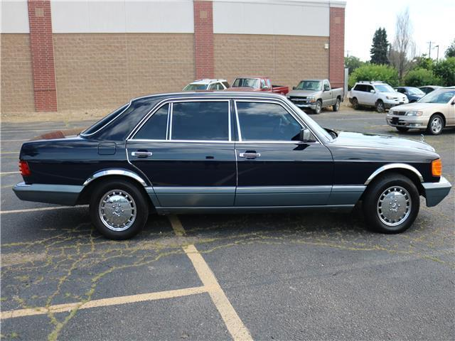 1988 mercedes benz 420 420sel 108k miles excellent for 1988 mercedes benz 420sel