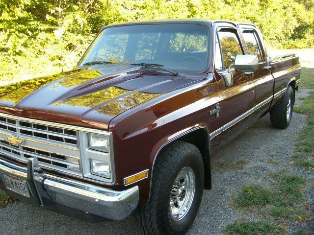 1988 Rare Crew Cab Chevy Silverado for sale in Franklin, Ohio, United States