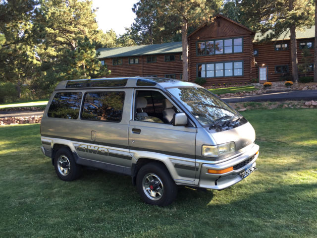1988 toyota lite ace 5 speed turbo diesel 4 wheel drive. Black Bedroom Furniture Sets. Home Design Ideas