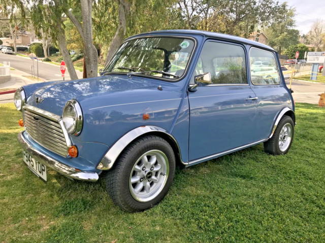 1989 Austin Mini Mayfair Rh Drive Automatic British Uk Cooper