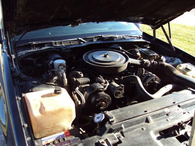 1989 Black Chevy Camaro RS V8 302 engine Original Owner for