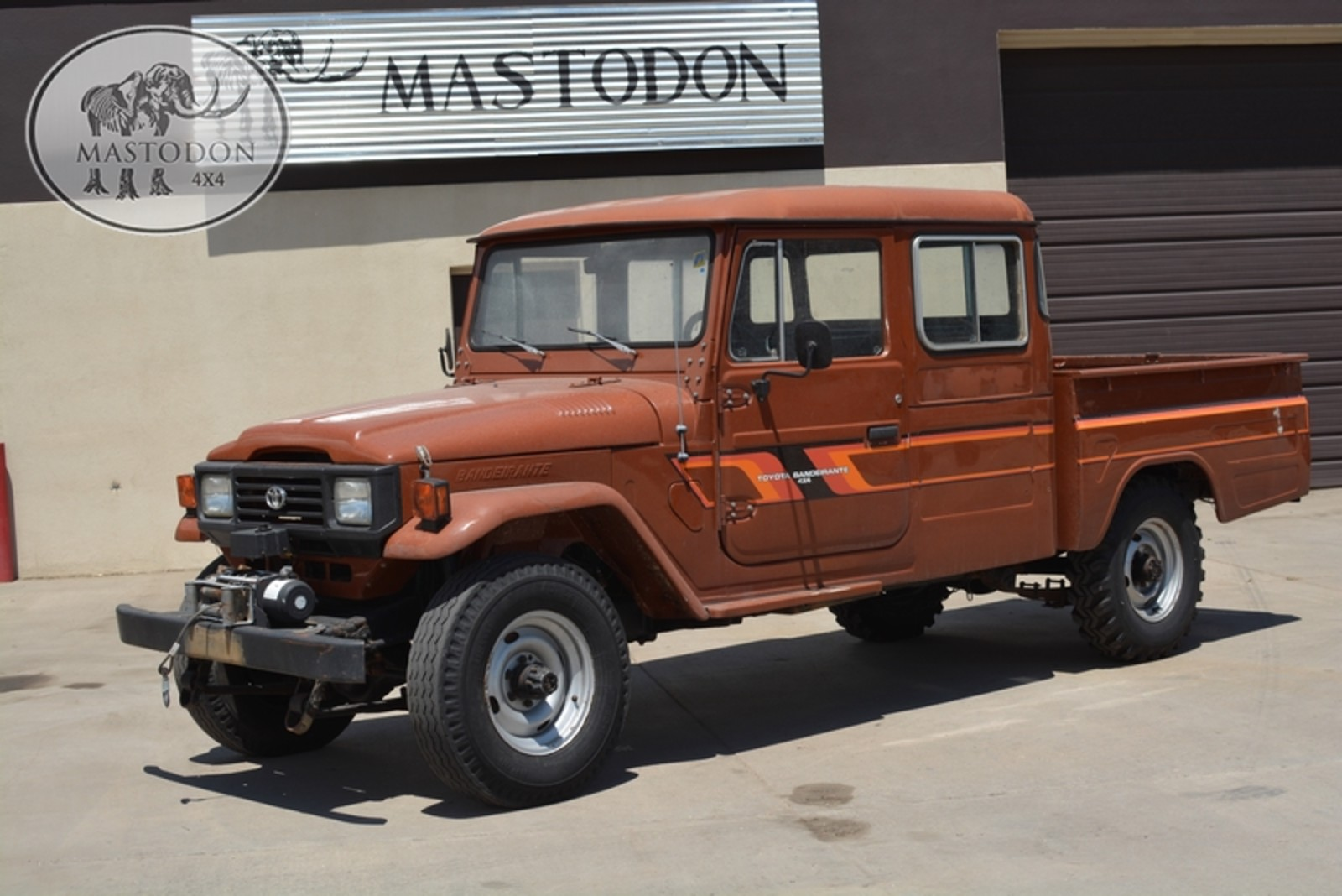 1989 brown 4x4 truck fj land cruiser fj40 fj45. Black Bedroom Furniture Sets. Home Design Ideas