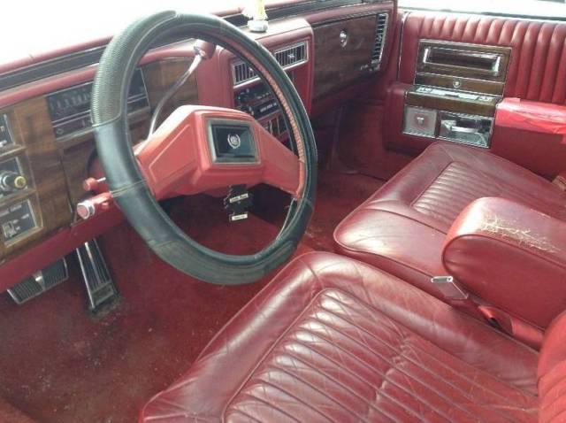 1989 Cadillac Brougham Price Reduced