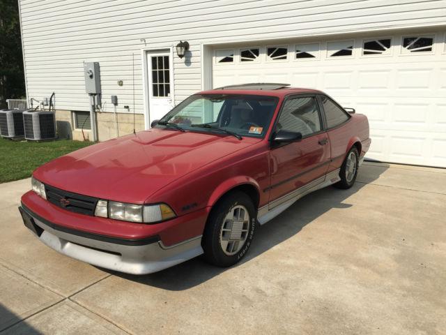 1989 Chevrolet Cavalier z24 for sale in Jackson, New Jersey