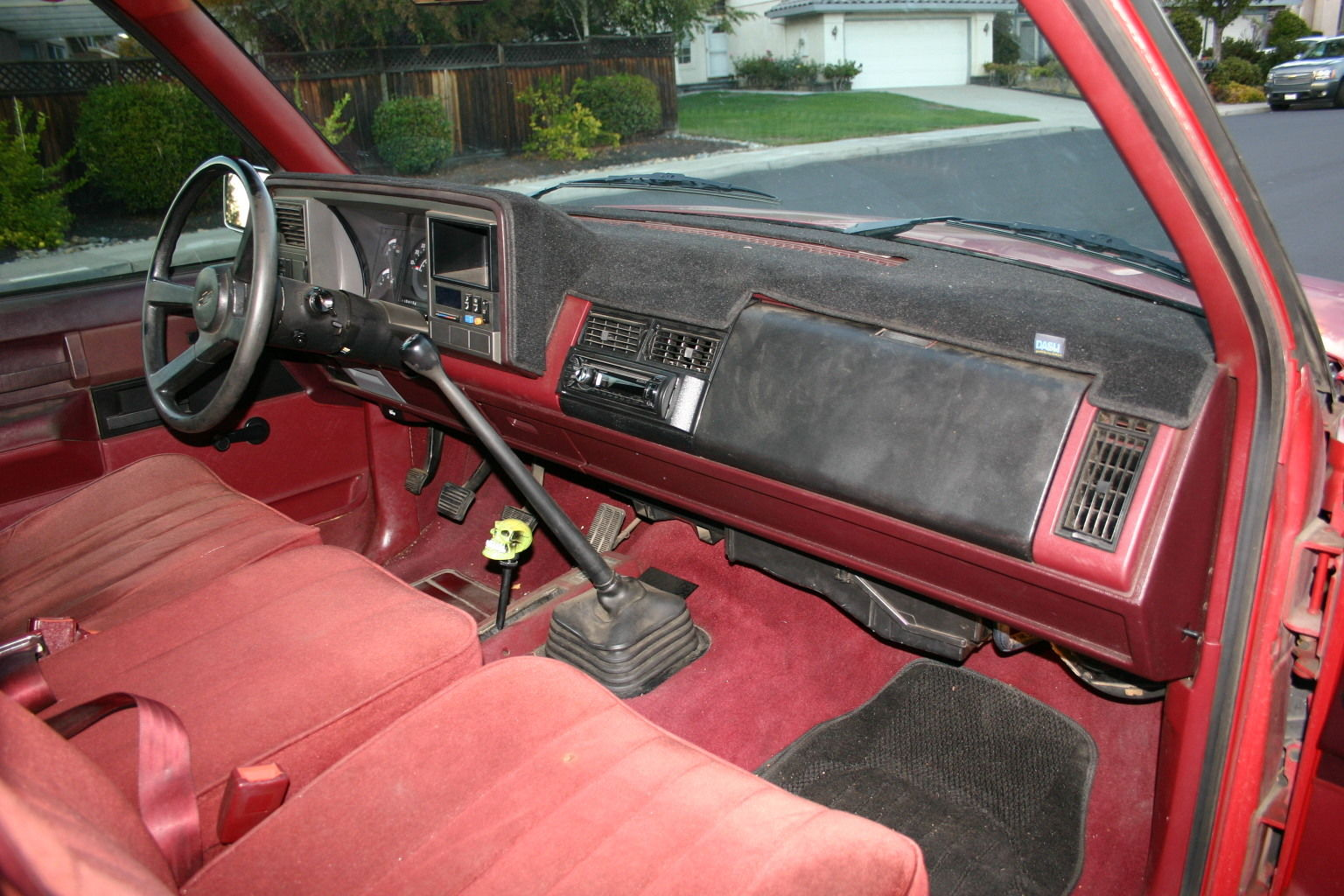 1989 Chevy K1500 Truck 4x4 Silverado Package For Sale In