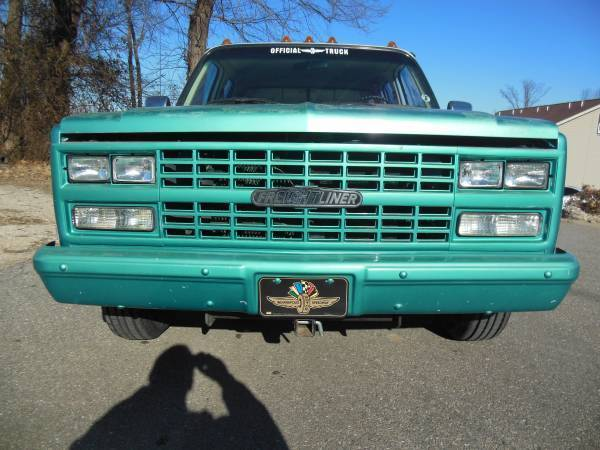 1989 chevy silverado 3500 dually