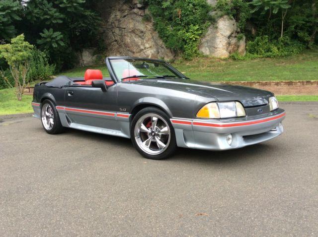 1989 Mustang Gt Specs
