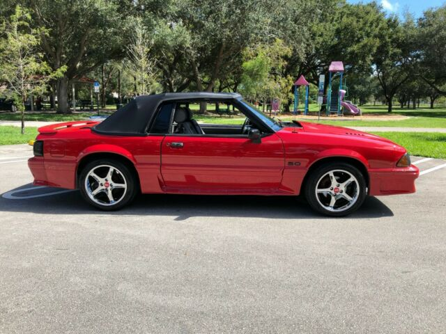 1989 Mustang Gt Specifications