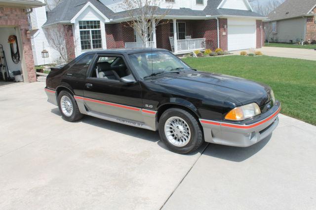 1989 Mustang Gt Value
