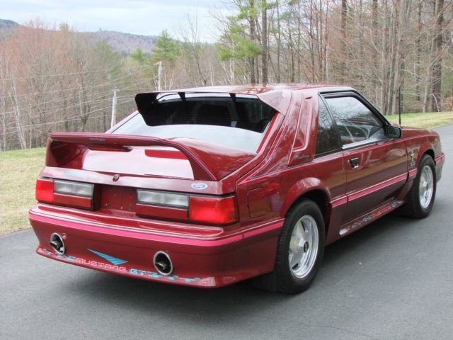 1989 Ford Mustang GT Better Than New 12000 Original MILES ...