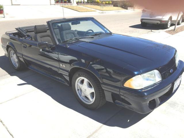 1989 Mustang Torque Specs