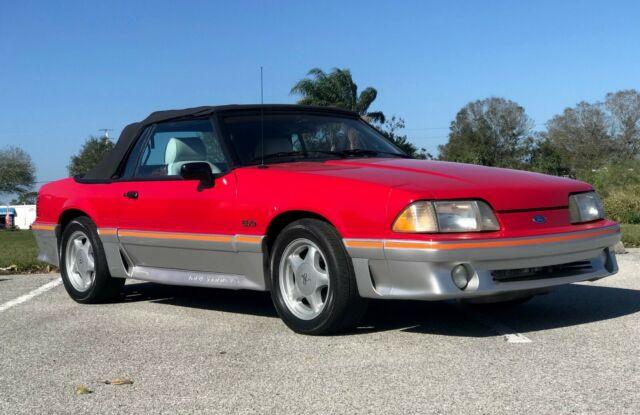 1989 Mustang Gt Oil Specs