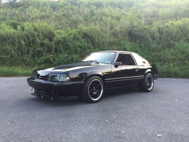 How Much Horsepower Does A 1989 Mustang 5.0 Have