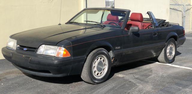 1989 Mustang 5.0 Engine Specs