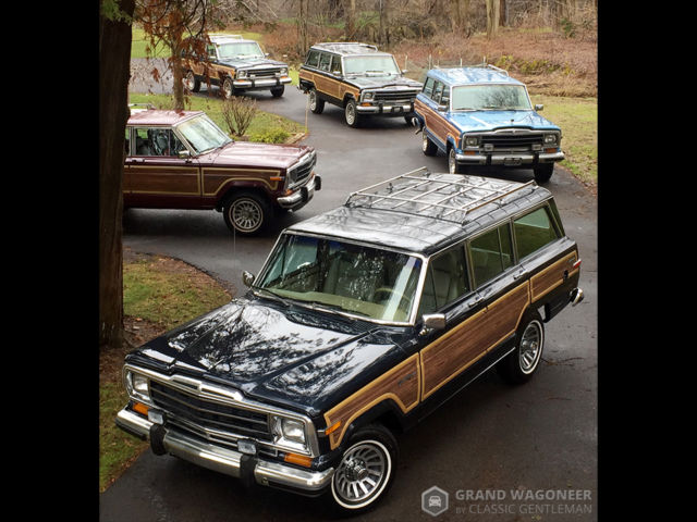 1989 Fuel Injected Jeep Grand Wagoneer From Grand Wagoneer