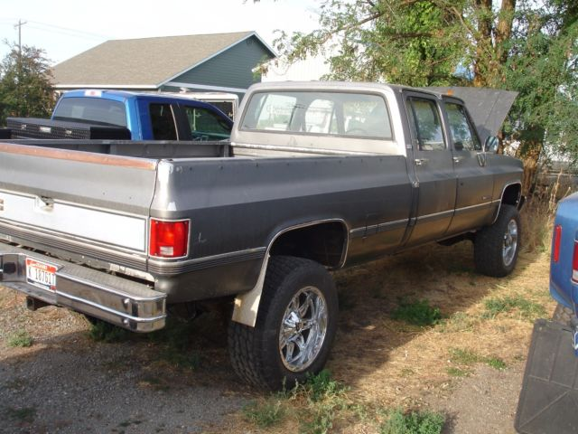 1989 gmc 4x4 | The Specifications for the 1989 GMC Sierra  2019-03-13