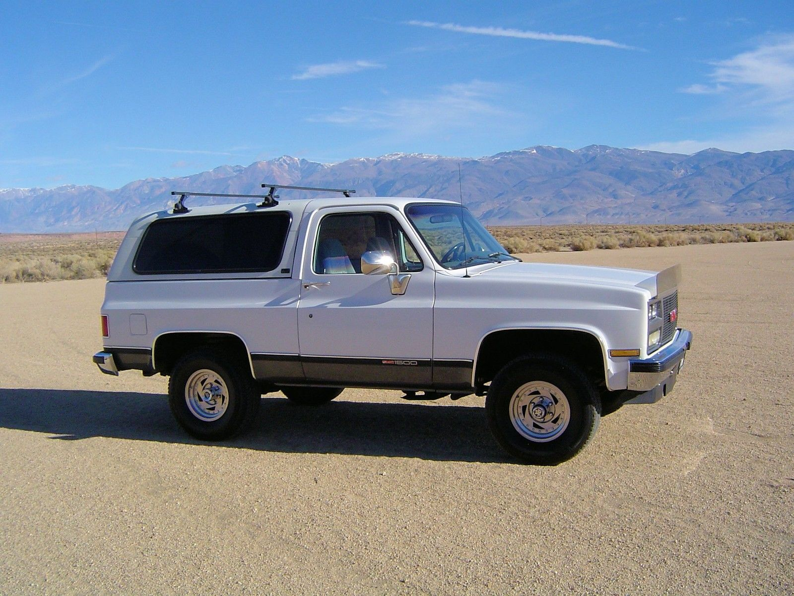 1989 Gmc Jimmy 4x4 California Truck Removable Top No Rust Very Nice Xle