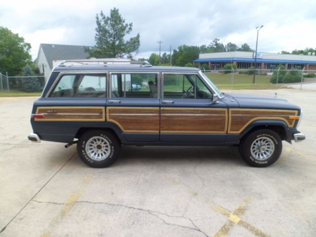 1989 jeep grand wagoneer 4x4 118 018 miles 5 9 liter. Black Bedroom Furniture Sets. Home Design Ideas
