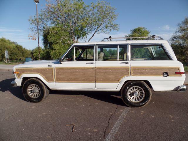 1989 jeep grand wagoneer 4x4 no reserve. Black Bedroom Furniture Sets. Home Design Ideas