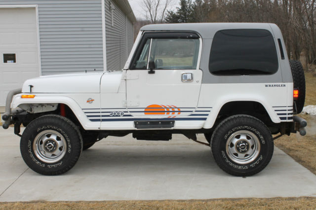 Jeep Wrangler Yj For Sale >> 1989 Jeep Wrangler WJ Islander for sale in Gaines, Michigan, United States