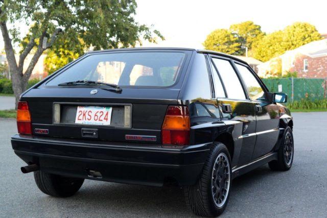 1989 Lancia Delta Integrale 16v For Sale In Marblehead Massachusetts United States