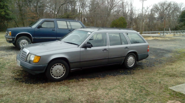 Mercedes Benz Fort Washington >> 1989 Mercedes 300TE Wagon - W124 for sale in Fort ...