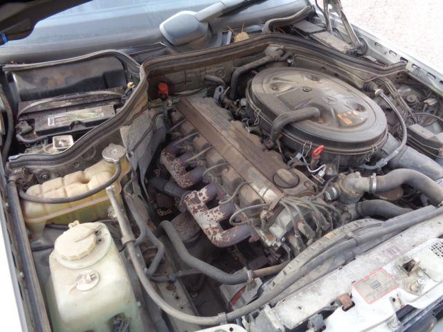 1989 mercedes benz 260e rust free new mexico car for 1989 mercedes benz 260e